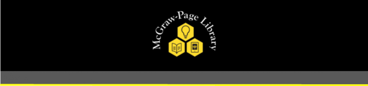 McGraw-Page Library Blogs